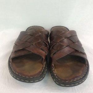 Born slide sandal. Sz 9.5